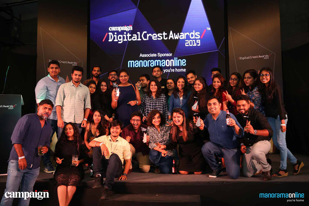 Campaign India Digital Crest Awards
